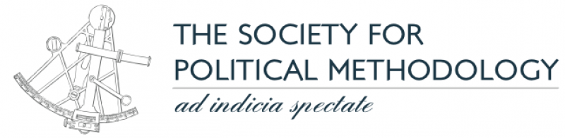 Logo for The Society for Political Methodology